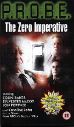 The Zero Imperative VHS cover