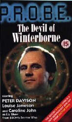 The Devil of Winterborne VHS cover