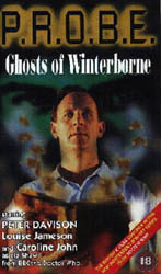 Ghosts of Winterborne VHS cover