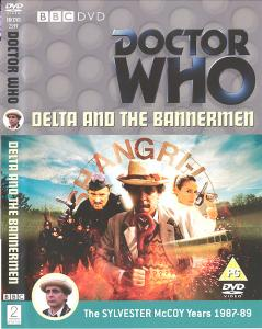 Delta and the Bannermen Region 2 DVD Cover