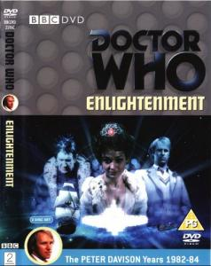 Enlightenment Region 2 DVD