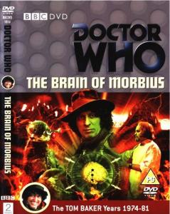The Brain of Morbius Region 2 DVD Cover