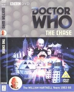 The Chase Region 2 DVD Cover