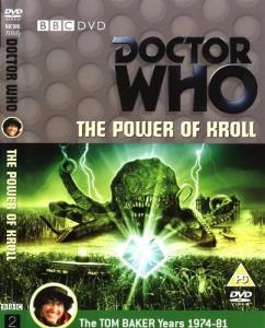 The Power of Kroll Region 2 DVD Cover