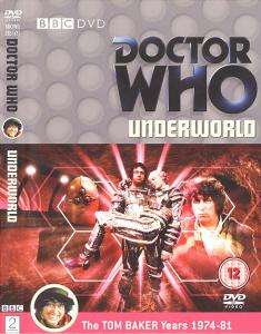 Underworld Region 2 DVD Cover