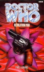 Revolution Man cover