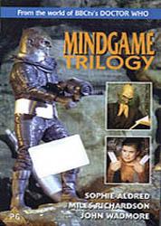 Mindgame: Trilogy DVD cover