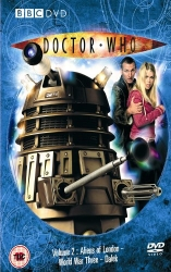 Series 1 Part 2 Region 2 DVD Cover