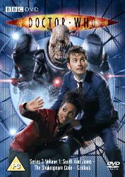Series 3 Part 1 Region 2 DVD Cover