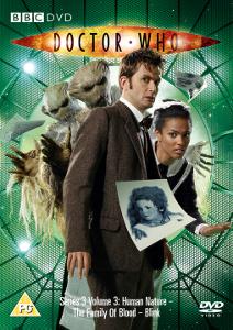Series Three Volume Three Region 2 DVD Cover
