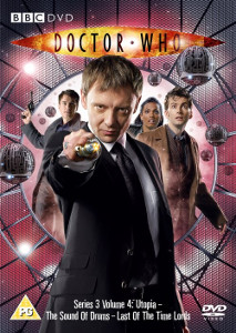 Series Three Volume Four Region 2 DVD Cover