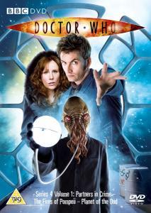 Region 2 DVD cover for Series 4 Volume 1