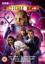 Region 2 DVD cover for Series 4 Volume 2