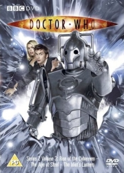 Series 2 Part 3 Region 2 DVD Cover