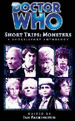 Short Trips: Monsters cover
