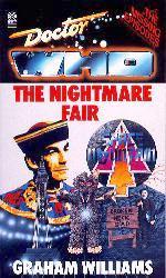 The Nightmare Fair novel cover