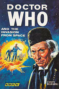 Doctor Who and the Invasion from Space cover