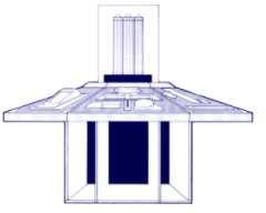 Diagram of a TARDIS Console