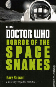Horror of the Space Snakes cover