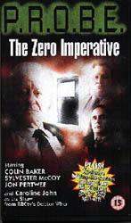 The Zero Imperative VHS cover