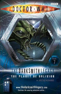 The Planet of Oblivion cover