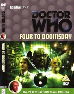 Four to Doomsday Region 2 DVD Cover