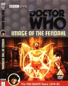 Image of the Fendahl Region 2 DVD Cover