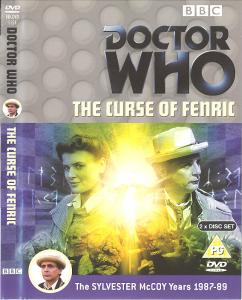 The Curse of Fenric Region 2 DVD Cover