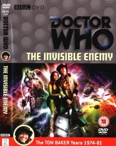The Invisible Enemy Region 2 DVD Cover