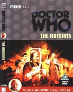 The Romans Region 2 DVD Cover