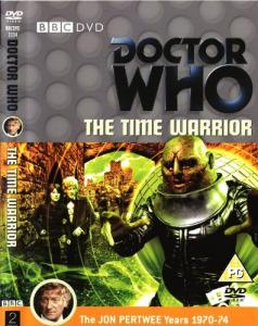 The Time Warrior Region 2 DVD Cover