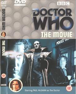 The TV Movie Region 2 DVD Cover