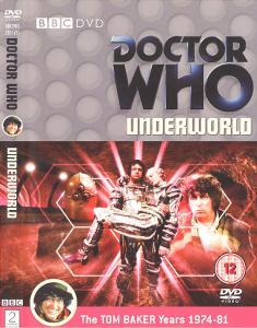 Underworld Region 2 DVD Cover