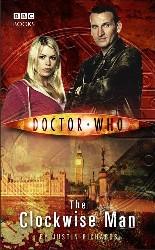 The Clockwise Man hardback cover