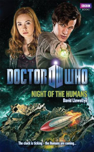 Night of the Humans cover