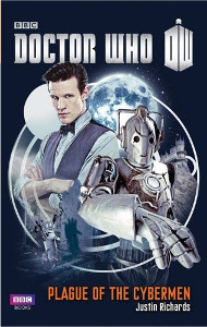 Plague of the Cybermen cover