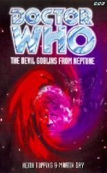 The Devil Goblins from Neptune cover