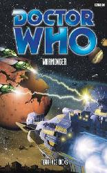 Warmonger cover