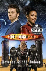 Revenge of the Judoon cover