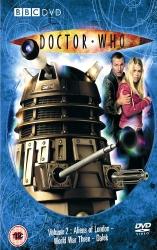 Series 1 Part 2 Region 2 DVD Cover