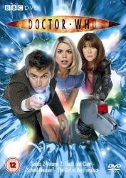 Series 2 part 1 Region 2 DVD Cover