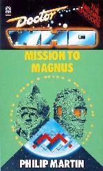 Mission to Magnus novel cover