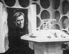 A TARDIS with sabotaged dimensional stabilisers